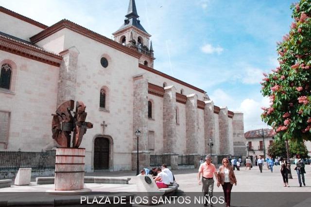 alcala de henares escapada cerca de Madrid