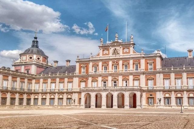 plaza del pueblo de Aranjuez