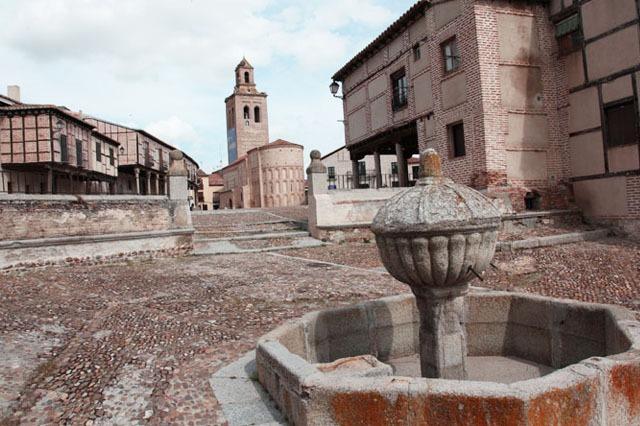 pueblo de Arévalo