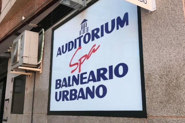 Balneario cerca de Madrid Auditorium Spa Balneario