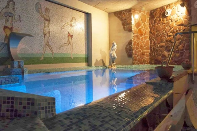 piscina Auditorium Spa Balneario