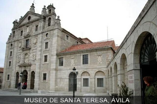 Museo de Santa Teresa de Avila