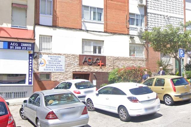 exterior Balneario Aguai+