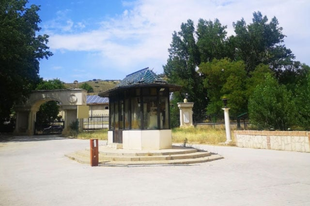 Balnearios cerca de Madrid Balneario Aguas de Carabaña