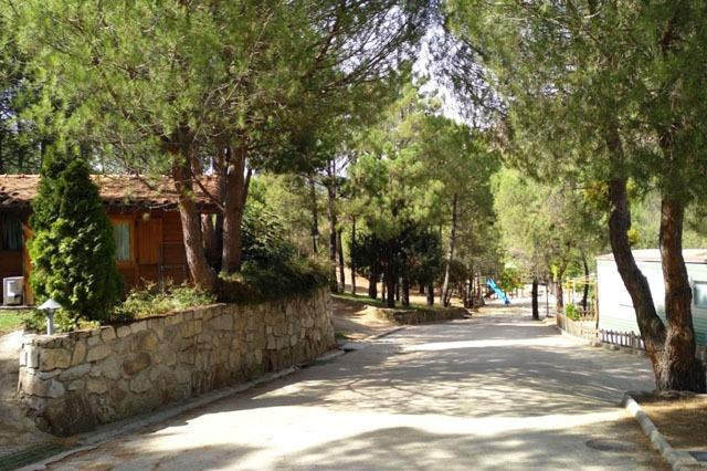El Canto de la Gallina cerca de Madrid