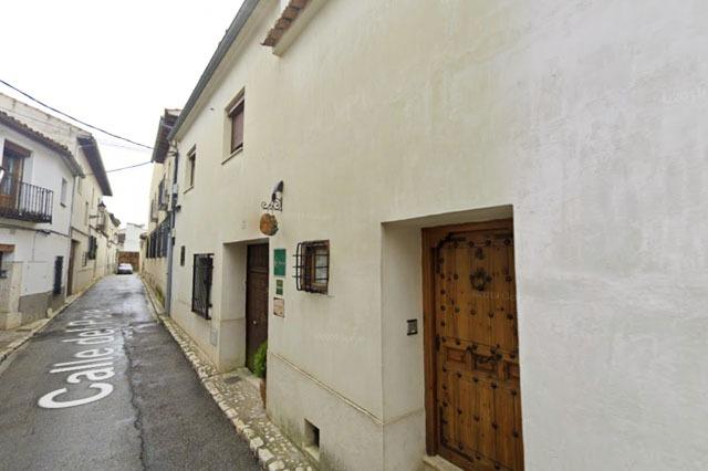 Exterior Casa Rural La Granja