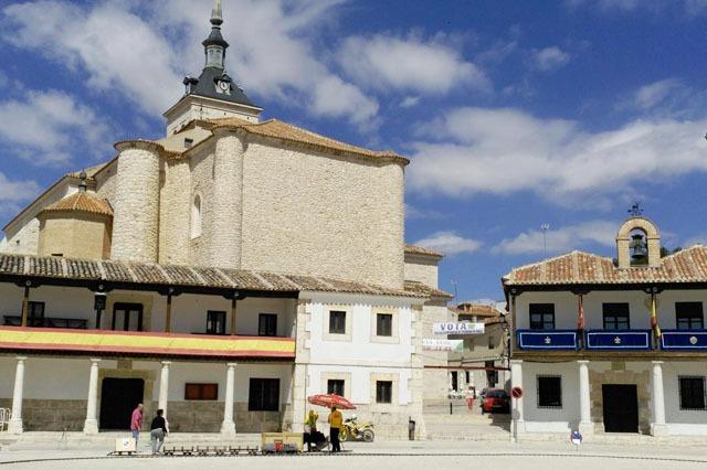 Colmenar de Oreja pueblo cerca de Madrid para pasar el fin de semana