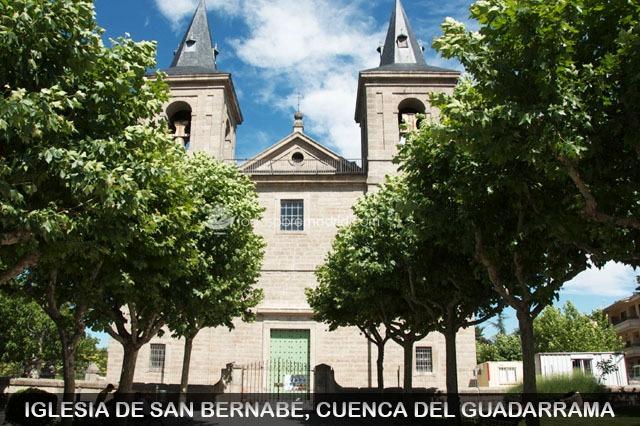 iglesia san bernabe
