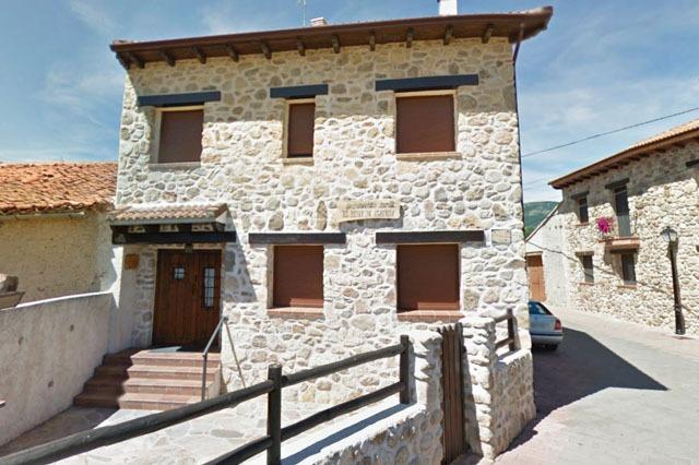 casas rurales con encanto cercanas a Madrid