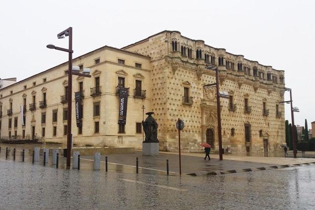 Guadalajara ciudad cerca de Madrid