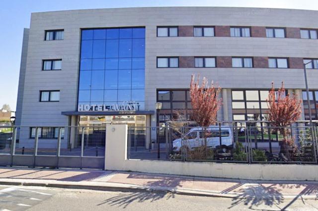 Hotel Avant Aeropuerto Madrid Barajas