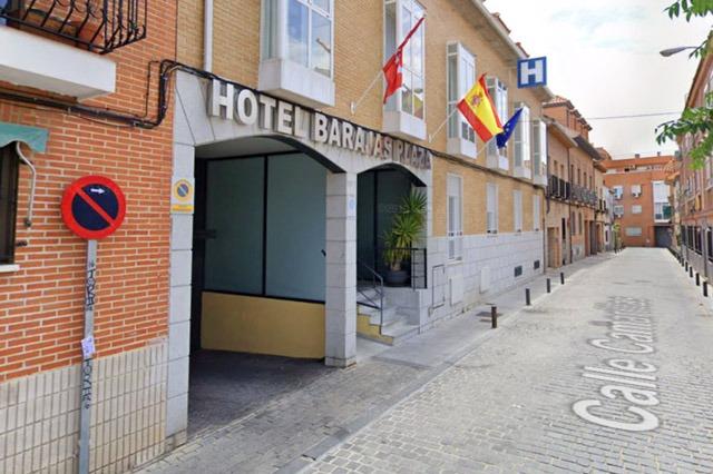 Hotel Barajas Plaza en cercanías del aeropuerto