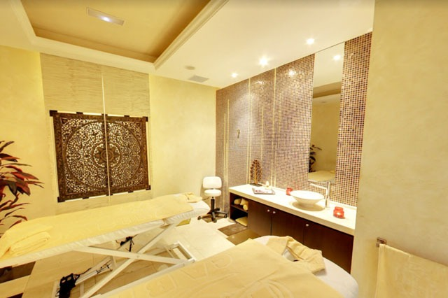 Spa en Hotel Beatriz Toledo