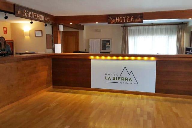 Hotel Balneario cerca de Madrid BlueSense Sierra Madrid
