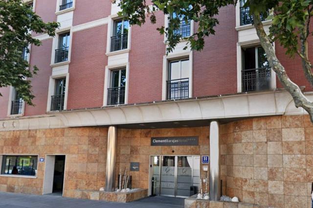 Hotel Cerca del Aeropuerto de Madrid Clement Barajas