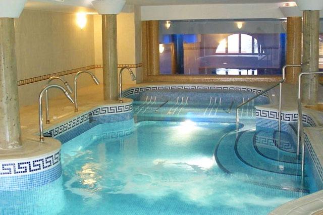 hotel La Sierra by Selecta con spa