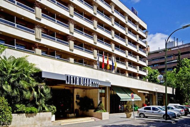 Hotel Senator Barajas cerca del aeropuerto