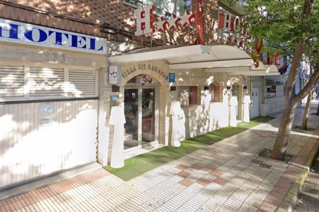 Hotel cercano al aeropuerto Villa de Barajas