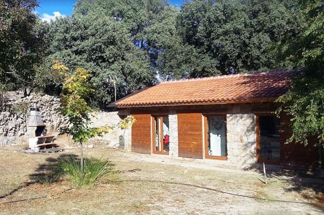 Cabaña rural con encanto cerca de Madrid