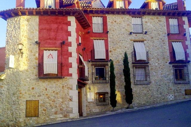 La Casa Alta cerca de Madrid