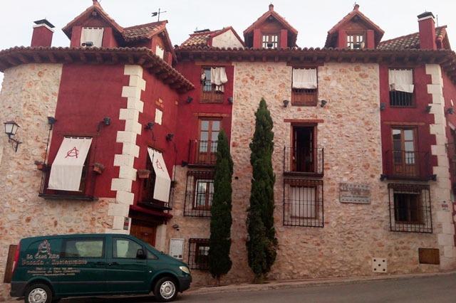 casas rurales cercanas a Madrid