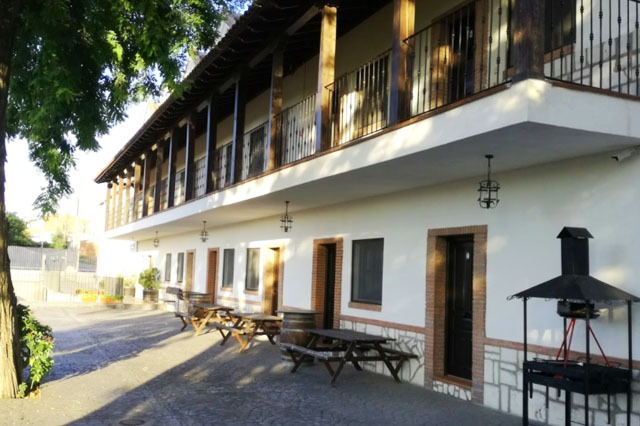 casas rurales con encanto en las cercanias de Madrid