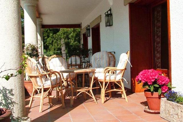 casa rural Miraflores de la Sierra Madrid