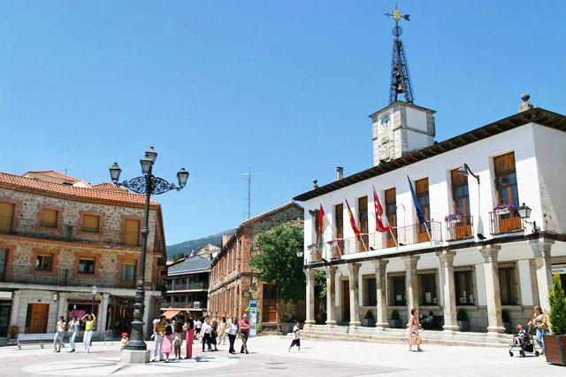 Miraflores de la Sierra con encanto cerca de Madrid