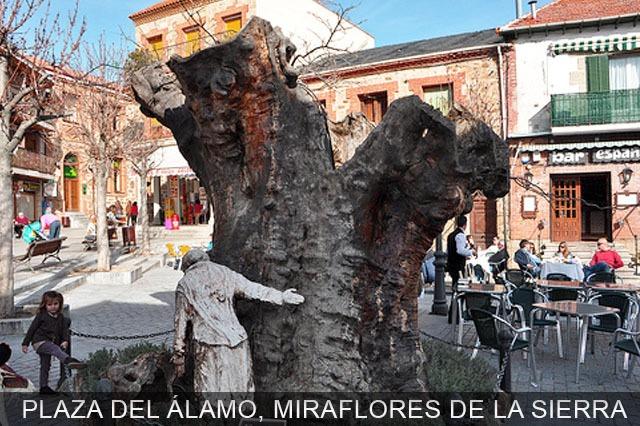 Miraflores de la Sierra cerca de Madrid