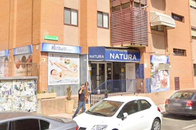exterior Natura Beauty Spa
