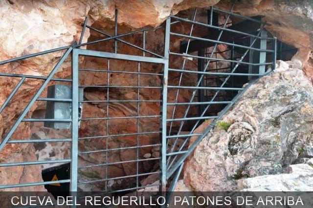 cueva del reguerillo patones de arriba