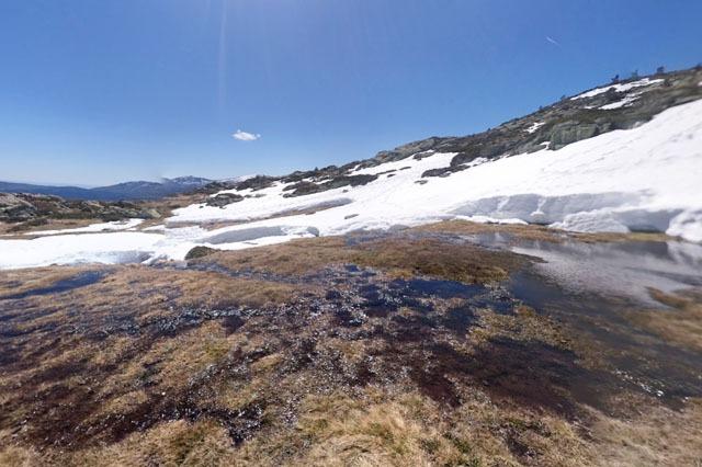 Nieve en Peñalara