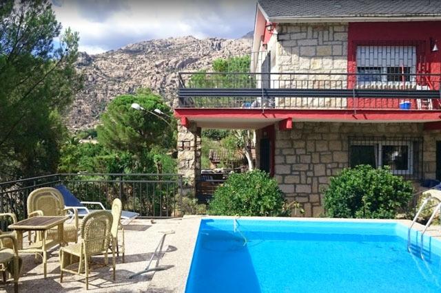 casas rurales con piscina a pocos km de Madrid