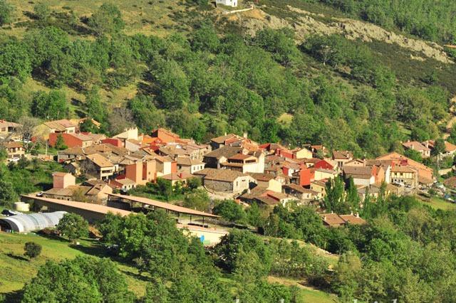 pueblo Puebla de la Sierra