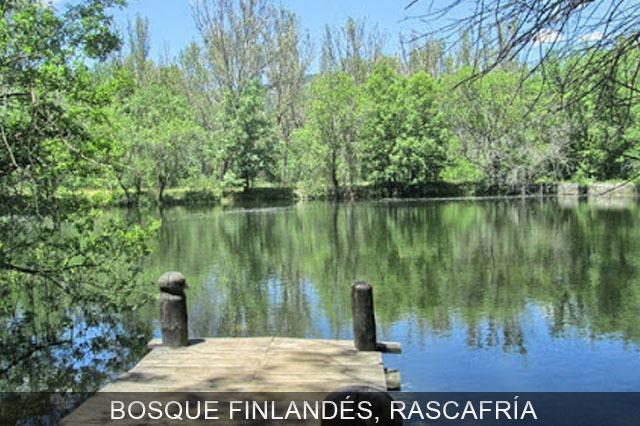 pueblo con encanto Rascafria cerca de Madrid
