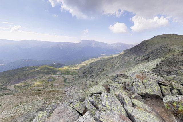 Montaña Risco de los Claveles
