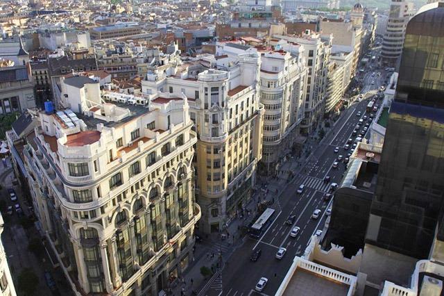 Salamanca ciudad cerca de Madrid