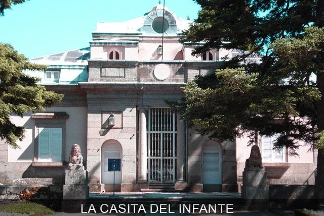 casita del Infante en San Lorenzo