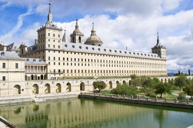 escapada al monasterio de san lorenzo del escorial