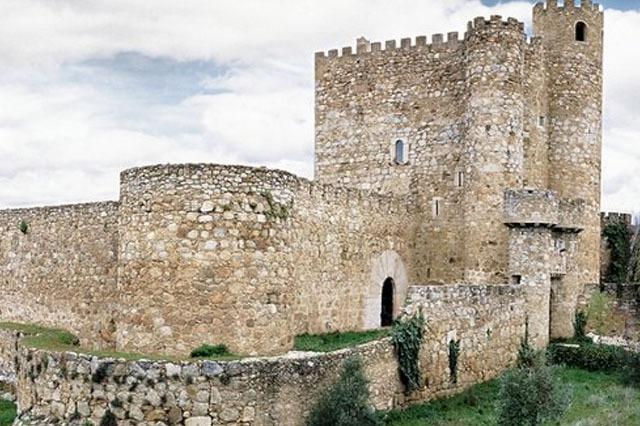 castillo con encanto en san martin valdeiglesias