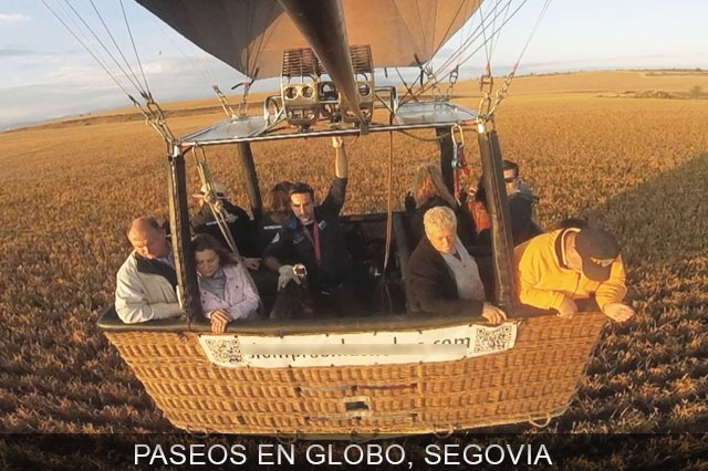 Visitar Segovia en pareja