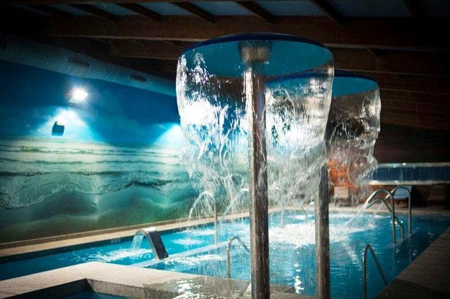 interior balneario Spa Entreaguas
