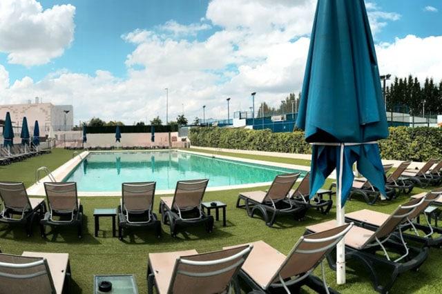 pBalnearios cerca de Madrid Spa Hotel Occidental Aranjuez 4*