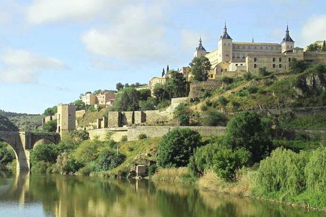 Toledo para visitar cerca de Madrid