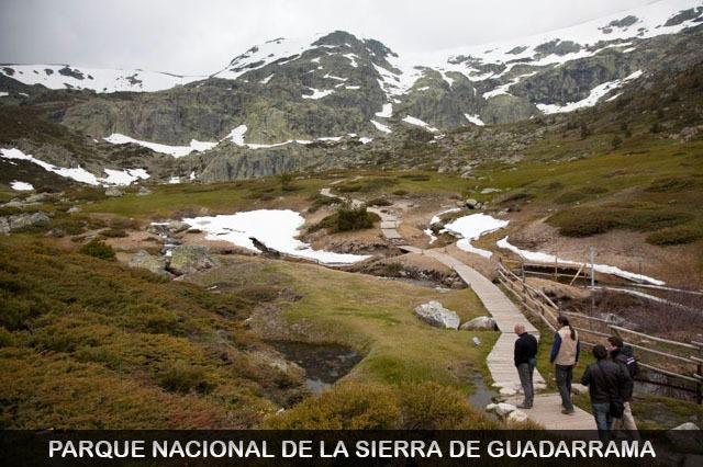 escursiones cerca de madrid en valle de lozoya