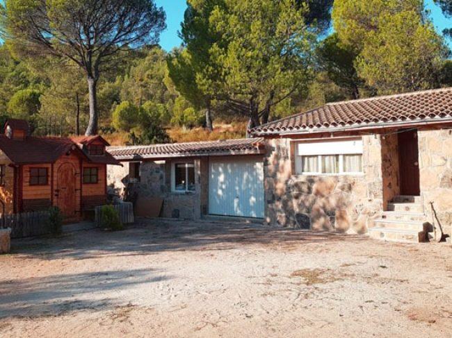 Casa Las Chorreras – Valdemaqueda