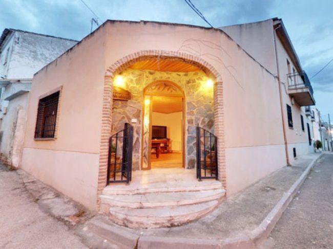 Casa Rural Valle del Aceite – Valdeavero