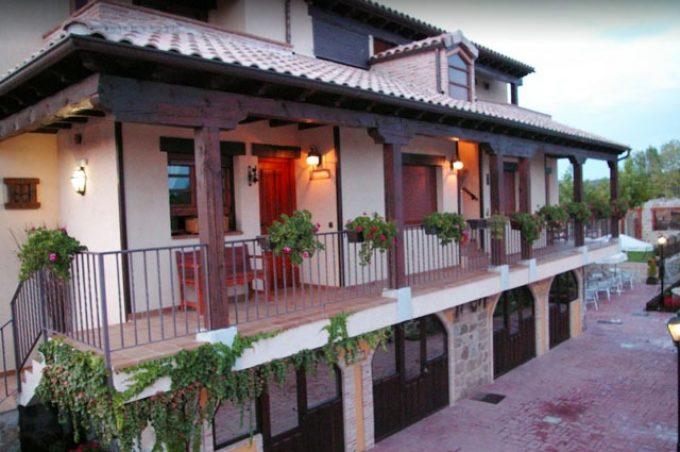 Casa rural La Garrocha – Colmenar del Arrollo
