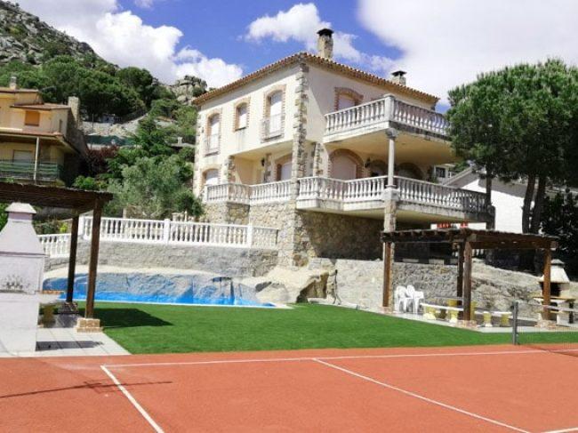 Las Casas De La Roca – Zarzalejo