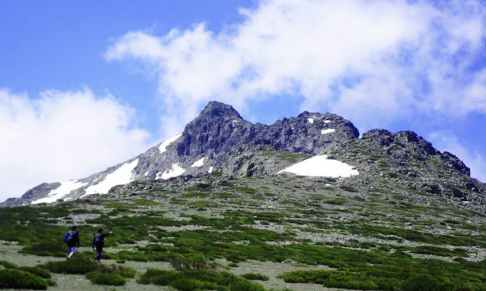 Montañas cerca de Madrid